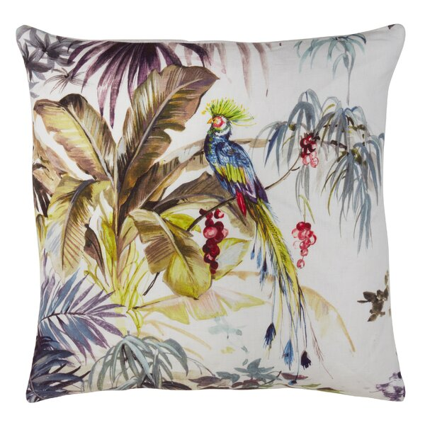 Cleorand Accent Linen Throw Pillow by Bay Isle Home