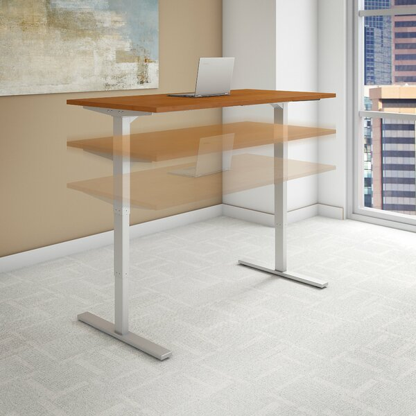 Move 80 Series Height Adjustable Standing Desk by Bush Business Furniture