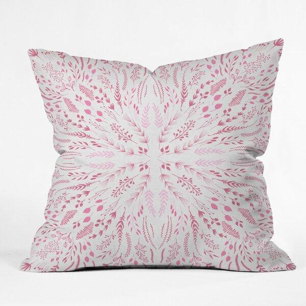 Burgess Outdoor Throw Pillow by Mistana