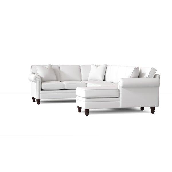 U-Shaped Sectional By Wayfair Custom Upholstery™