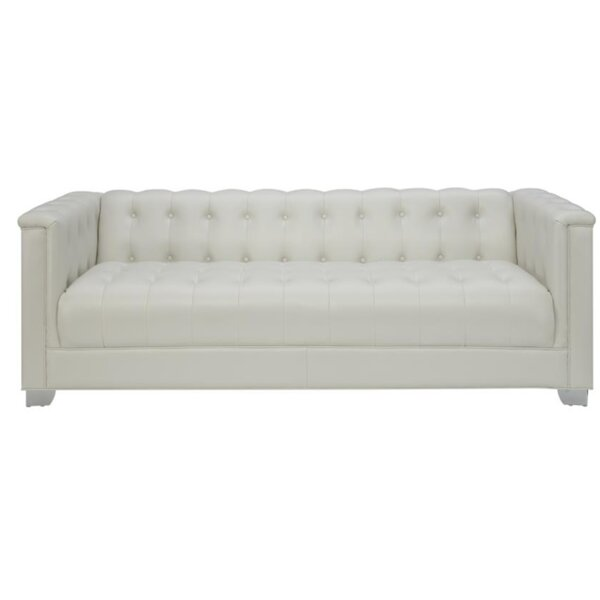 Best Reviews Sumas Chesterfield Sofa by House of Hampton by House of Hampton