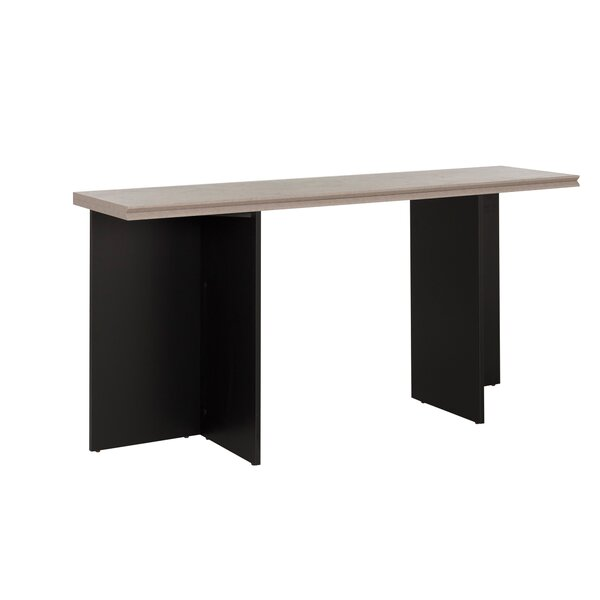 Doss Mineral Extendable Dining Table by Ebern Designs