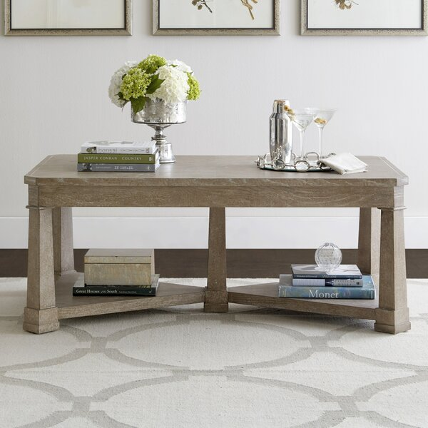 Wethersfield Estate Coffee Table by Stanley Furniture