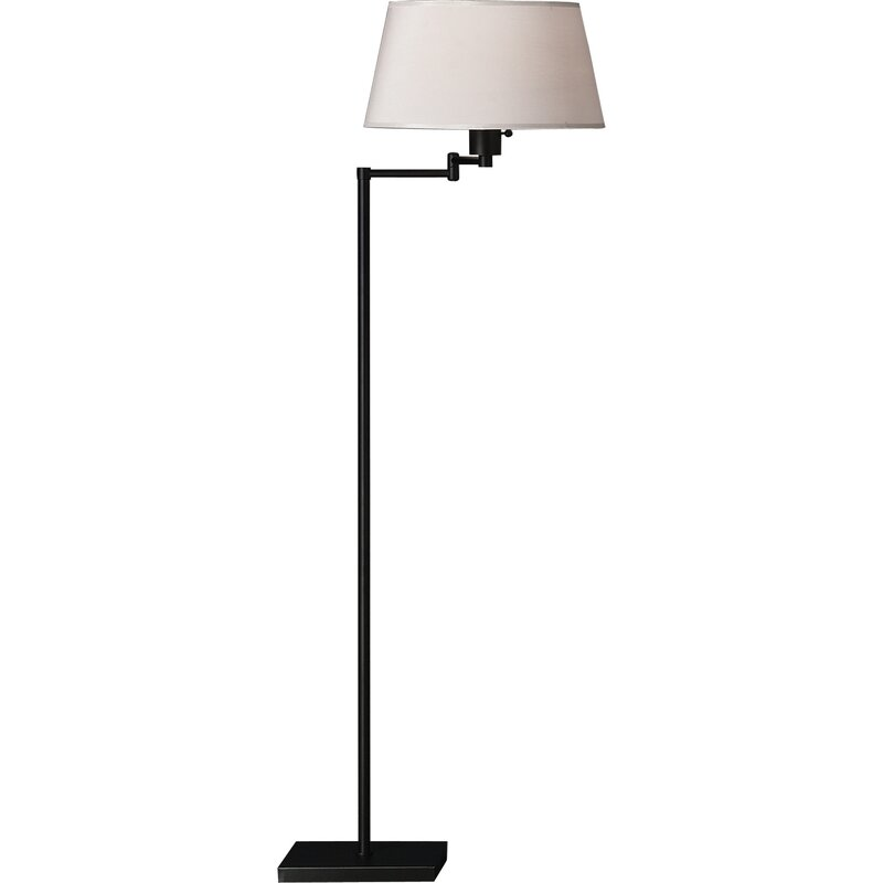 Swing Arm Floor Lamp