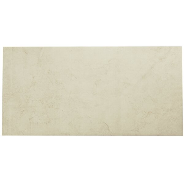 Citified 12 x 24 Porcelain Field Tile in Cotton by PIXL