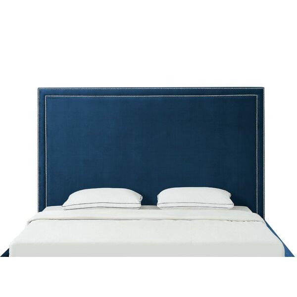 Dahms Upholstered Panel Headboard by Orren Ellis