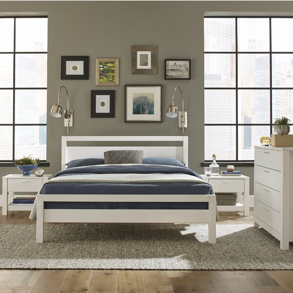 Loft Queen Platform Configurable Bedroom Set by Grain Wood Furniture