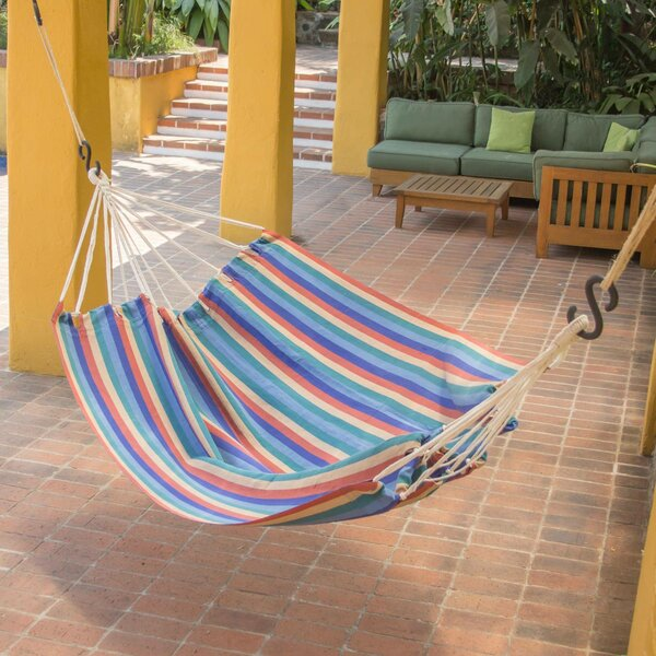 Sun and Sea Double Classic Hammock by Freeport Park