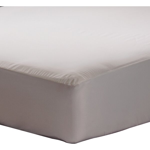 sealy stain fitted waterproof mattress protector u0026 reviews wayfair