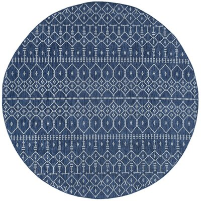 Flat Pile Round Area Rugs You Ll Love In 2020 Wayfair
