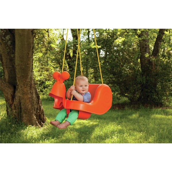 Snail Toddler Swing by Creative Cedar Designs