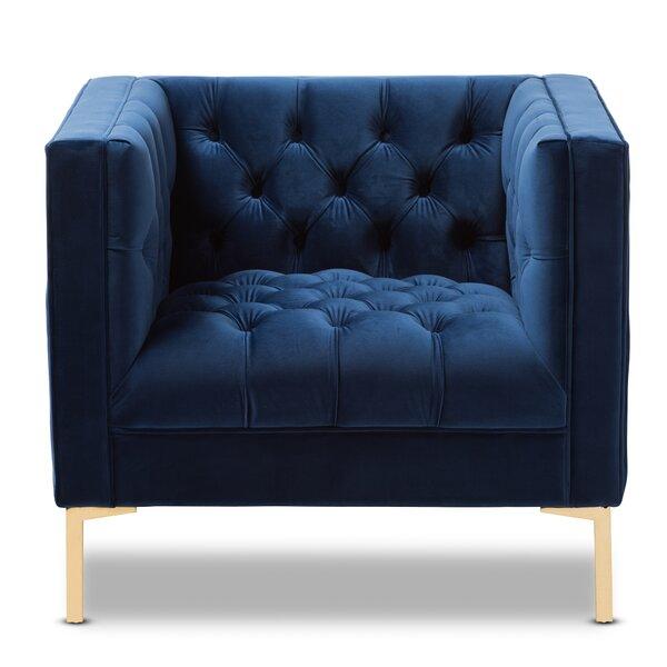 Konen Armchair by Mercer41 Mercer41