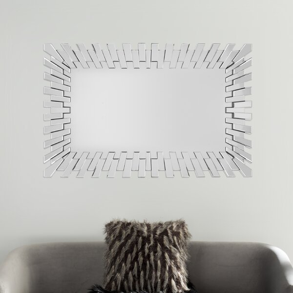Lambright Accent Mirror by Orren Ellis