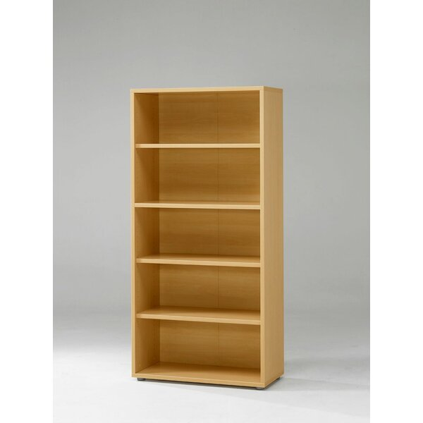 Elster 4 Shelf Standard Bookcase by Red Barrel Studio