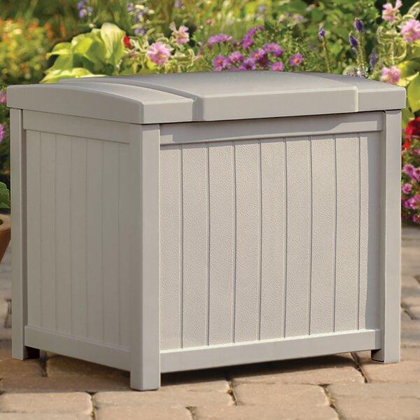 Georgia 22 Gallon Resin Deck Box By Suncast