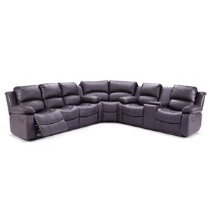 Reno Reclining Sectional Living In Style