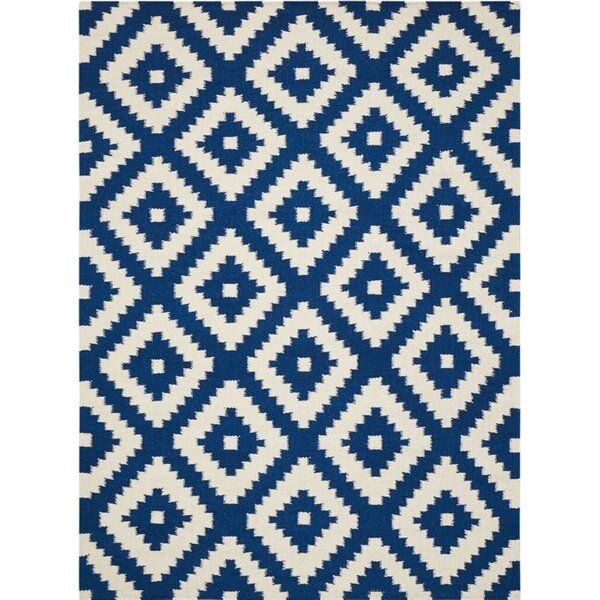 Blue/Gray Area Rug by Scott Living