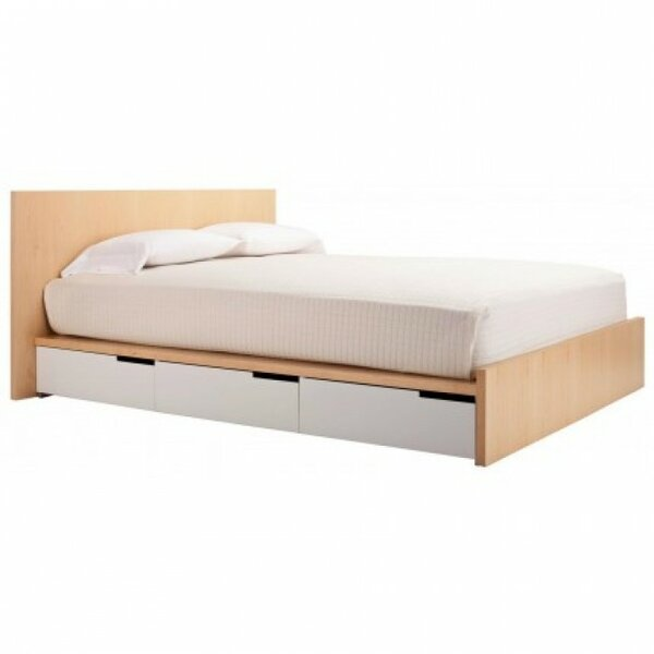 Modu-Licious Storage Platform Bed by Blu Dot