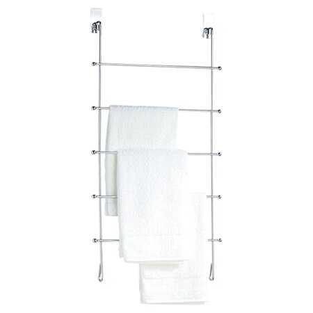 Over-the-Door Towel Rack by Organize It All