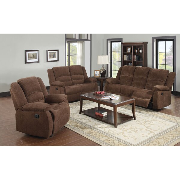 Bailey Reclining Configurable Living Room Set by ACME Furniture