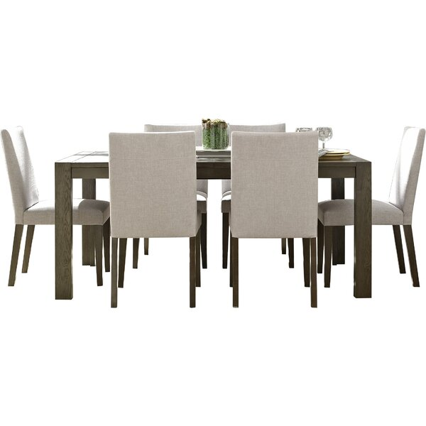 Girard 7 Piece Extendable Dining Set By Wade Logan