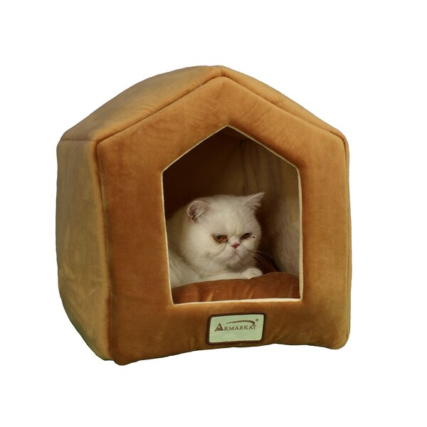 House Shape Cat Bed by Armarkat