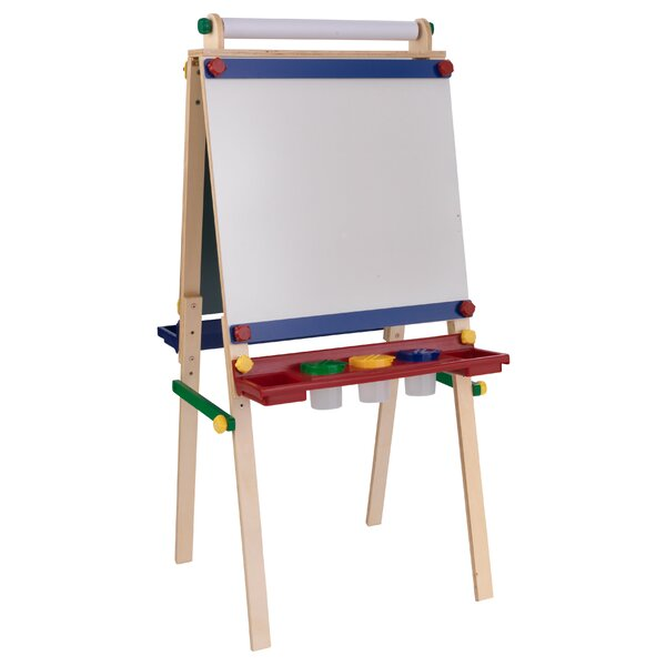 Adjustable Board Easel by KidKraft