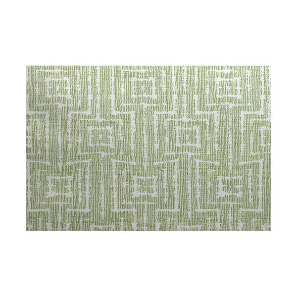 Thirlby Green Indoor/Outdoor Area Rug by Beachcrest Home