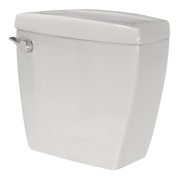 WaterSense Ceramic 1.28 GPF Toilet Tank by Bathroom Anywhere