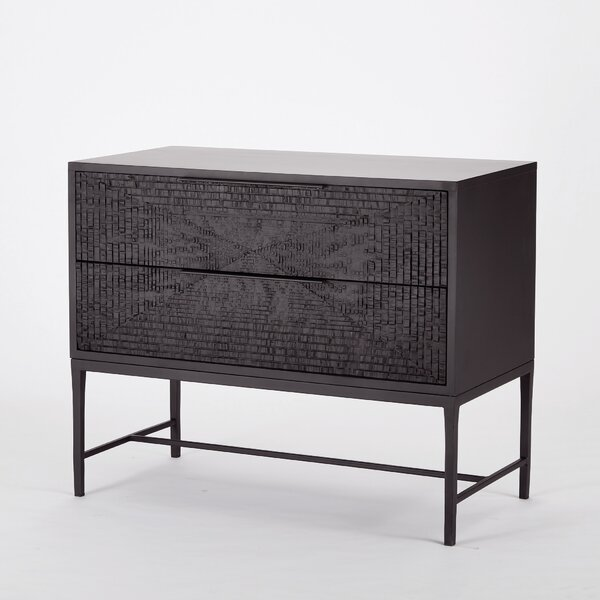 Kyoto 2 Drawer Bachelors Chest by Studio A Home