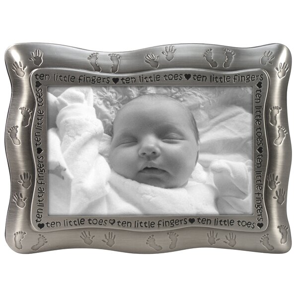 Ten Little Fingers Picture Frame by Malden