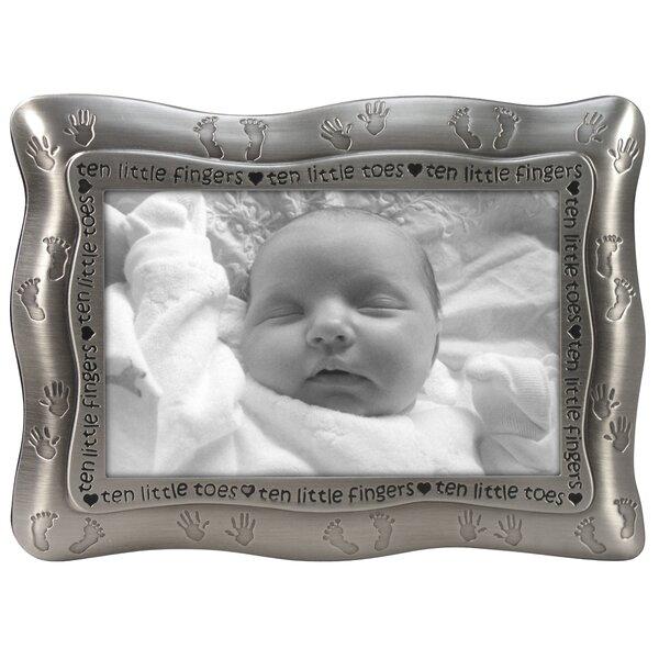 Ten Little Fingers Picture Frame by Malden