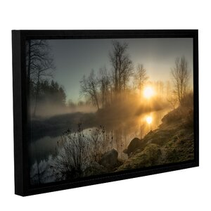 New Day Pitt Meadow Framed Photographic Print by Red Barrel Studio