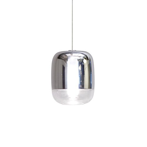 Gong 2 - Light Cluster Jar LED Pendant Prandina srl Shade Co