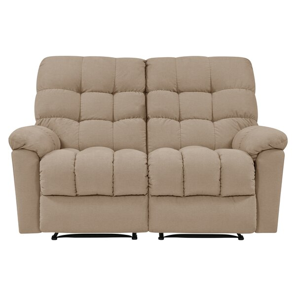 Maxfield Tufted Reclining Pillow Top Arms Loveseat By Red Barrel Studio
