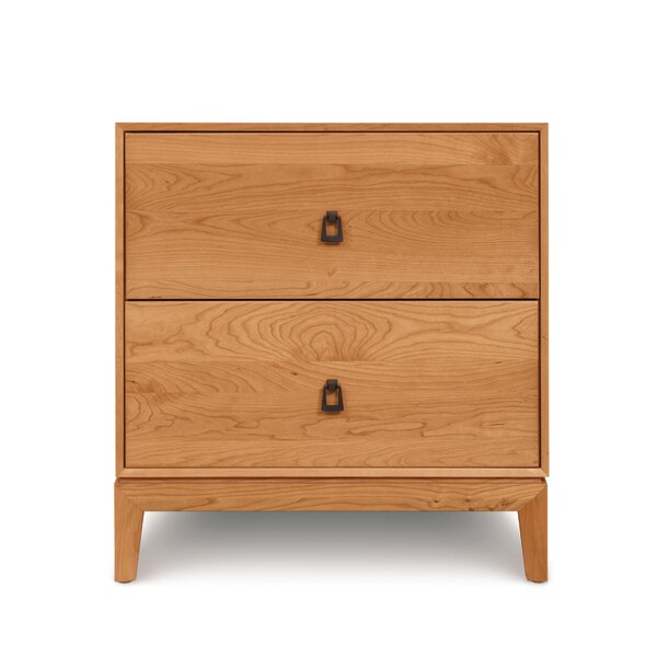 Mansfield 2 Drawer Chest by Copeland Furniture