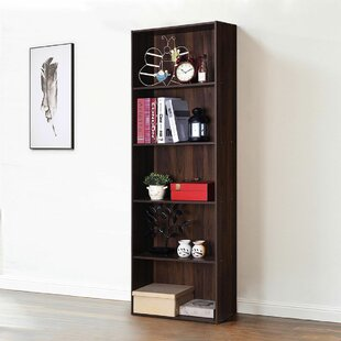 Bollingt 5-Shelf Standard Bookcase