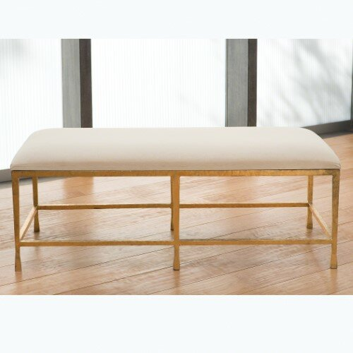 Quad Pod Upholstered Bench By Studio A Home