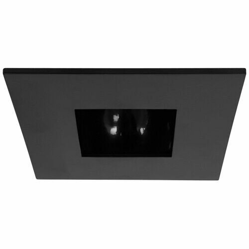 Square Adjustable Reflector 3 LED Recessed Trim by Elco Lighting
