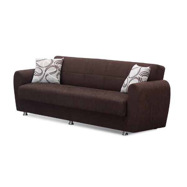 Yatton Convertible Sofa By Winston Porter