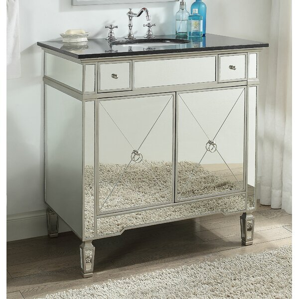 Kohl 36 Single Sink Bathroom Vanity by Mercer41