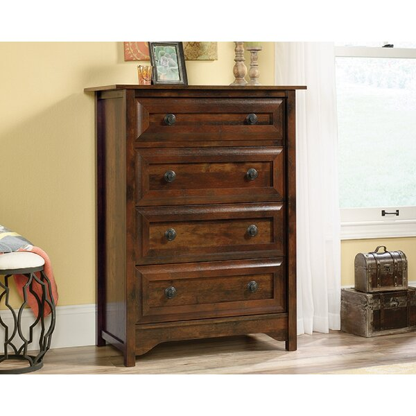 Garman 4 Drawer Standard Chest by Alcott Hill