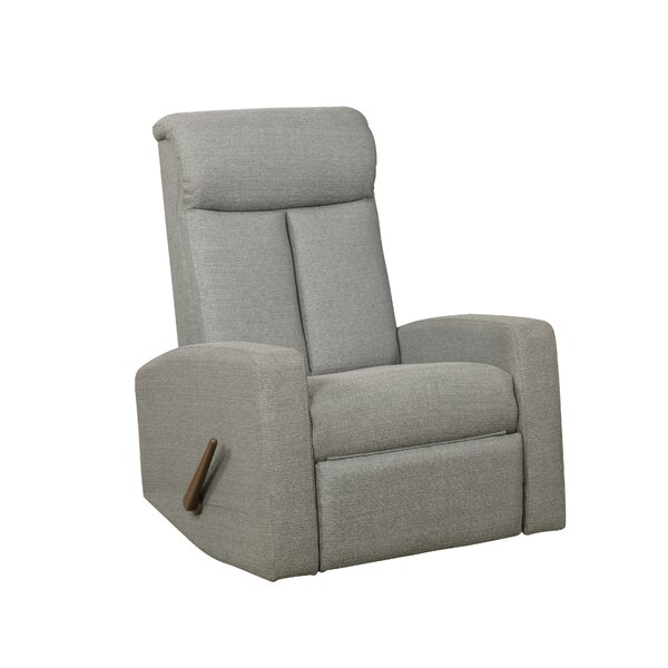 Hoskin Manual Swivel Recliner By Orren Ellis