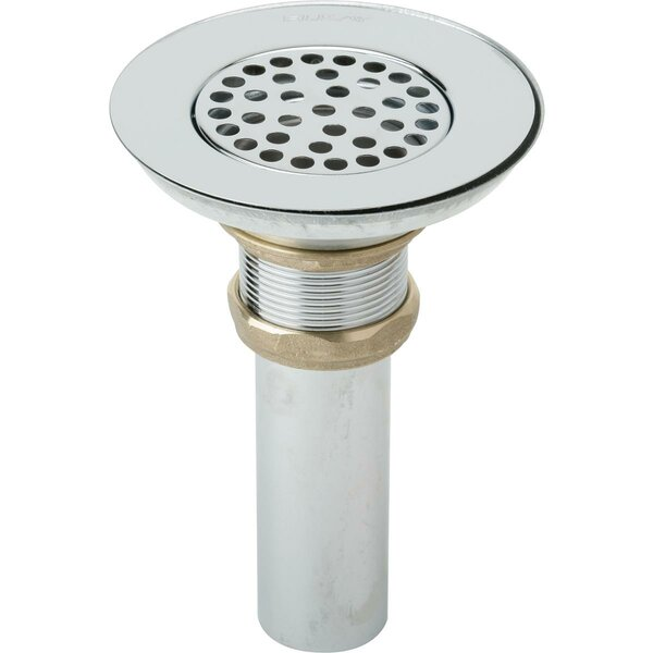 3.5 Grid Strainer Bathroom Sink Drain by Elkay