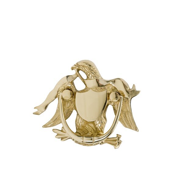 Eagle Door Knocker by BRASS Accents