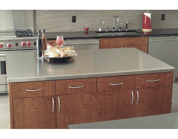 Island Counter Top by A-Line by Advance Tabco