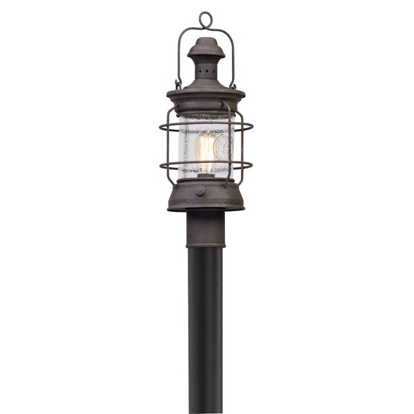 Huxley Outdoor 1-Light Lantern Head by Longshore Tides