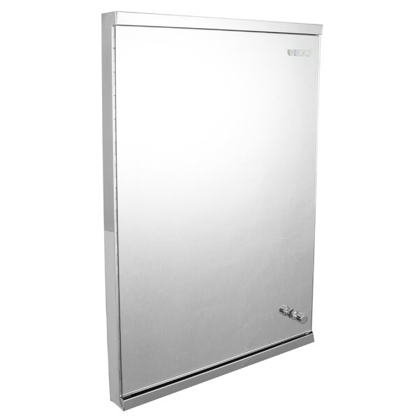 12 W x 23.6 H Wall Mounted Cabinet by UCore