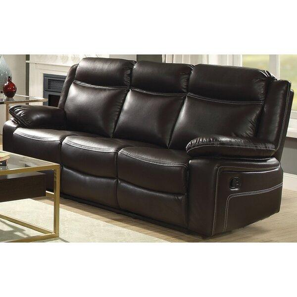 Henslee Reclining Sofa by Red Barrel Studio