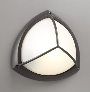 Troxell 1-Light Outdoor Flush Mount by Ebern Designs